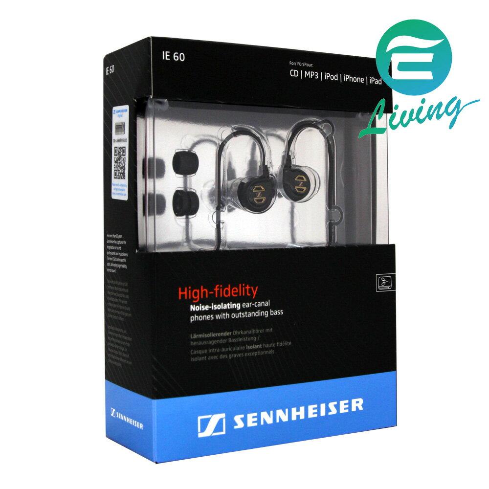 SENNHEISER IE60 頂級耳道式耳機 #71658