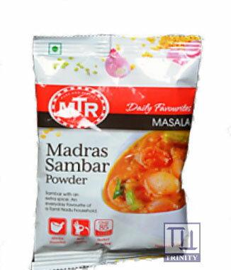 MTR Madras Sambar Powder  南印度山巴香料粉
