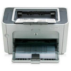 HP LaserJet P1500 P1505N Laser Printer - Monochrome - 600 x 600 dpi Print - Plain Paper Print - Desktop - 23 ppm Mono Print - A4, A5, A6, B5, C5 Envelope, DL Envelope, B5 Envelope, Custom Size - 260 sheets Standard Input Capacity - 8000 Duty Cycle - Manua 1