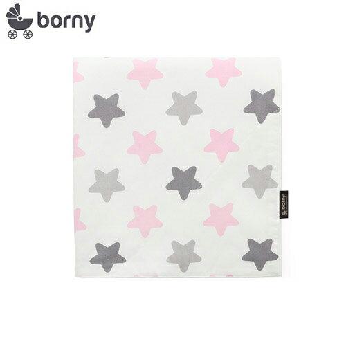 韓國【 Borny 】四季安撫毯(嬰兒毯) (蜜糖粉)