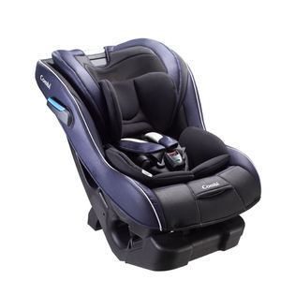 Combi康貝NewPrimLongEG汽車安全座椅-普魯士藍【悅兒園婦幼生活館】