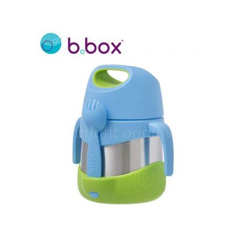澳洲 b.box 不鏽鋼燜燒罐335ml(海洋藍)★愛兒麗婦幼用品★