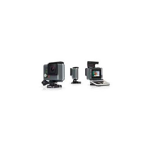 GoPro HERO+ CHDHB-101 Digital Camcorder - Touchscreen LCD - Full HD - 16:9 - H.264, MP4 - USB - microSD, microSDXC, microSDHC - Memory Card - Adhesive Mount 1
