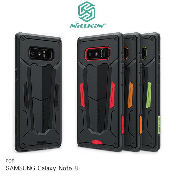 強尼拍賣~ NILLKIN SAMSUNG Galaxy Note 8 悍將 II 保護套 超強防摔殼 美國軍規
