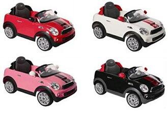 【寶貝樂園】馬克文生 Mini Cooper 兒童電動車