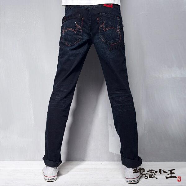 【均一價1580】率性多織袋合身丹寧工作褲-BLUEWAYJIZO地藏小王