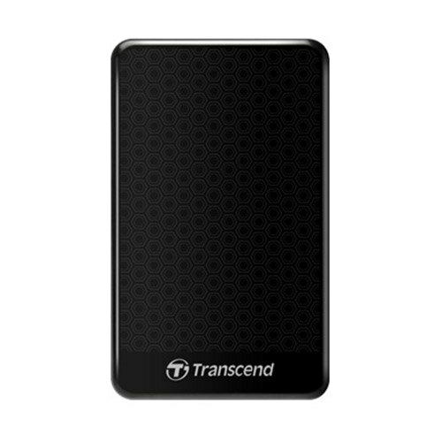 愛買線上購物 Transcend創見 2TB StoreJet 25A3 2.5吋 USB 3.1行動硬碟-經典黑【愛買】