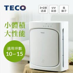 TECO 東元 TECO NN2402BD DC直流高效清淨機 空氣清淨機 空氣淨化器【迪特軍】