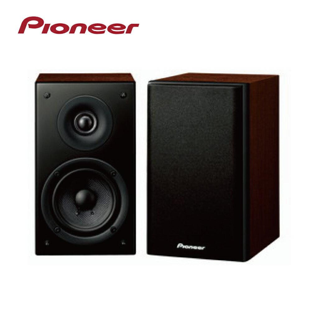 [Pioneer 先鋒]2聲道書架式揚聲器 S-CN301-LR