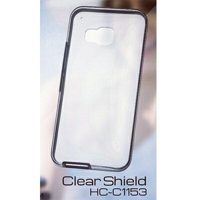 贈玻璃螢幕貼 HTC ONE M9 / M9S 原廠彩邊雙料透明保護套