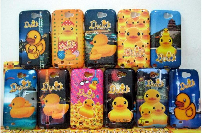 NOTE2 殼 Samsung Galaxy NOTE 2 黃鴨TPU軟套 N7100 小鴨 手機套 保護套