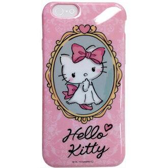 GD iPhone 6 Hello Kitty 保護套 粉紅鏡台 凱蒂貓手機殼 保護殼