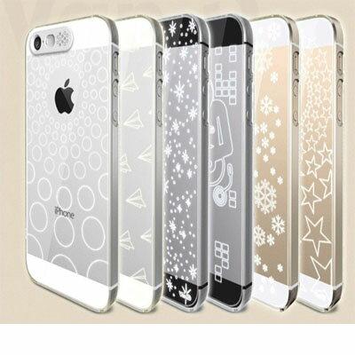 現貨 Apple iPhone6 Plus 5.5吋  LED 來電閃光 手機殼 透明光感 保護殼