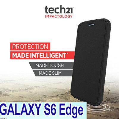 Tech 21 Samsung S6 Edge 保護皮套 贈16G記憶卡 英國超衝擊 Evo Wallet 手機套