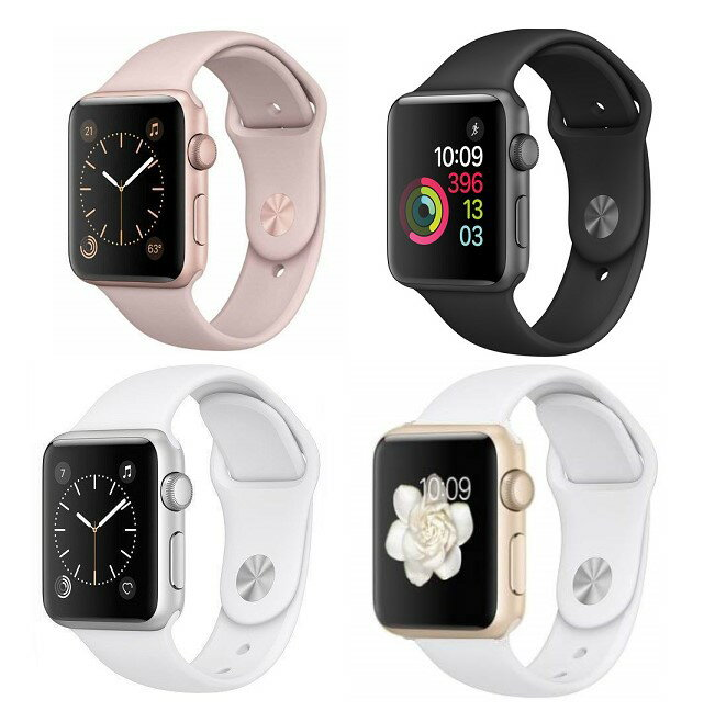 cc909cc331ef Apple Watch Series 2 - 42mm - WiFi Only - Aluminum Case - Sport Band -