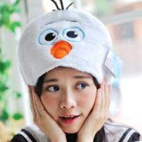 美麗大街【106010815】雪寶 造型連帽