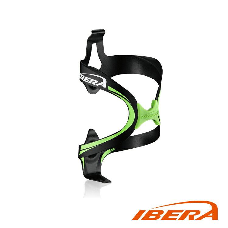 IBERA 鋁合金板式水壺架IB-BC12 / 城市綠洲 (單車、自行車、三鐵、腳踏車)