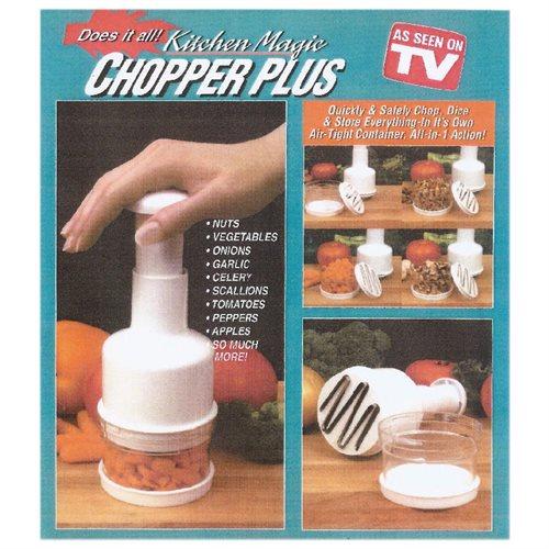 As Seen on TV Kitchen Magic Chopper Plus 1