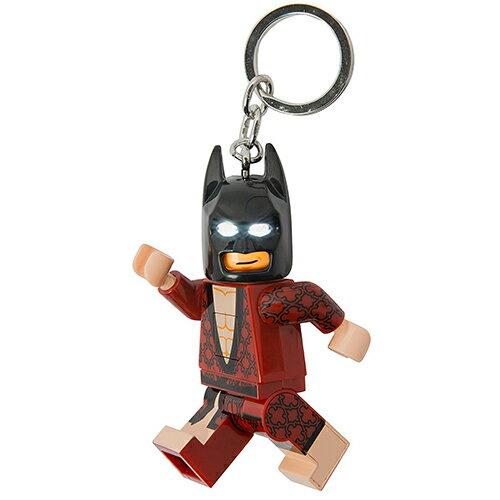 【 LEGO 樂高積木 】LED 鑰匙圈 - 蝙蝠俠電影 - 和服蝙蝠俠