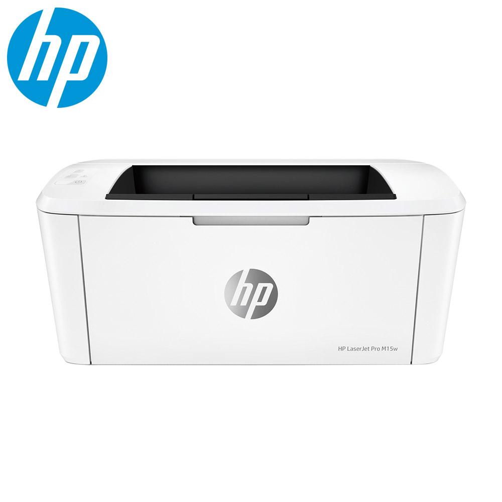 HP LaserJet Pro M15w 印表機