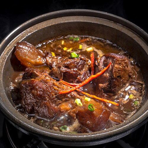 下飯主菜~01 紅燒牛肉 2人份 700g