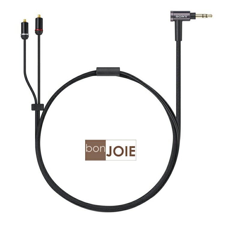 ::bonJOIE:: 日本進口 境內版 第二代 SONY MUC-M12SM2 (1.2米) 升級線 耳機線 (XBA-Z5/A3/A2/N3AP/N1AP用) 索尼 立體聲迷你插頭 OFC MUC..