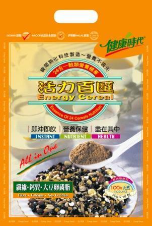 健康時代-活力百匯24合1穀類營養精華 30g x 18包/袋 原價$200 特價$185