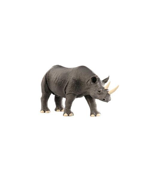 【淘氣寶寶】 美國 B.Toys 感統玩具 Terra 草原動物-犀牛