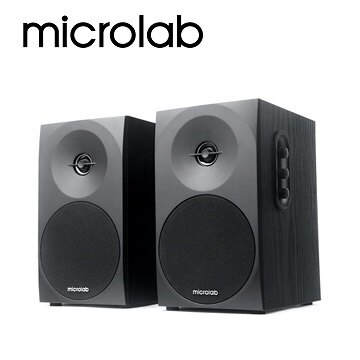 Microlab B70 書架式 2.0 聲道 二音路多媒體音箱