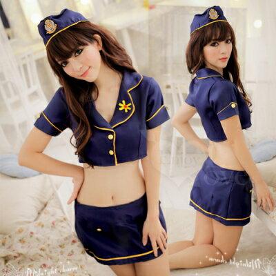 ■■iMake曖昧客■■COSPLAY 女警角色遊戲制服 (18530683)
