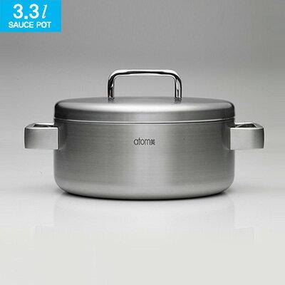 尚禾康商行:艾多美316不鏽鋼湯鍋3.3公升