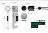 【BardShop 自拍神器】bcase-不求人自拍器 手機支架/藍牙無線自拍/遙控器無線快門 3
