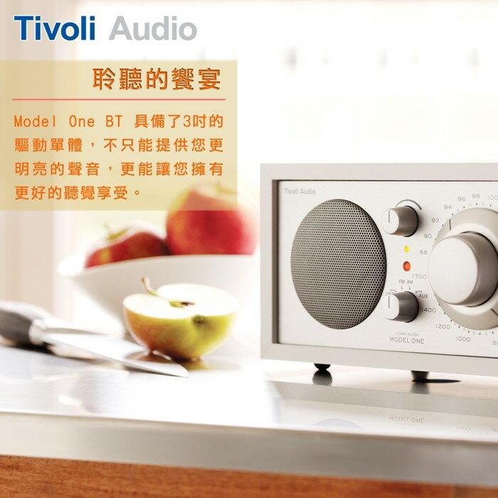 【英大公司貨】Tivoli Audio MODEL ONE BT 桌上型 藍牙 收音機 無線 喇叭 AM / FM 1