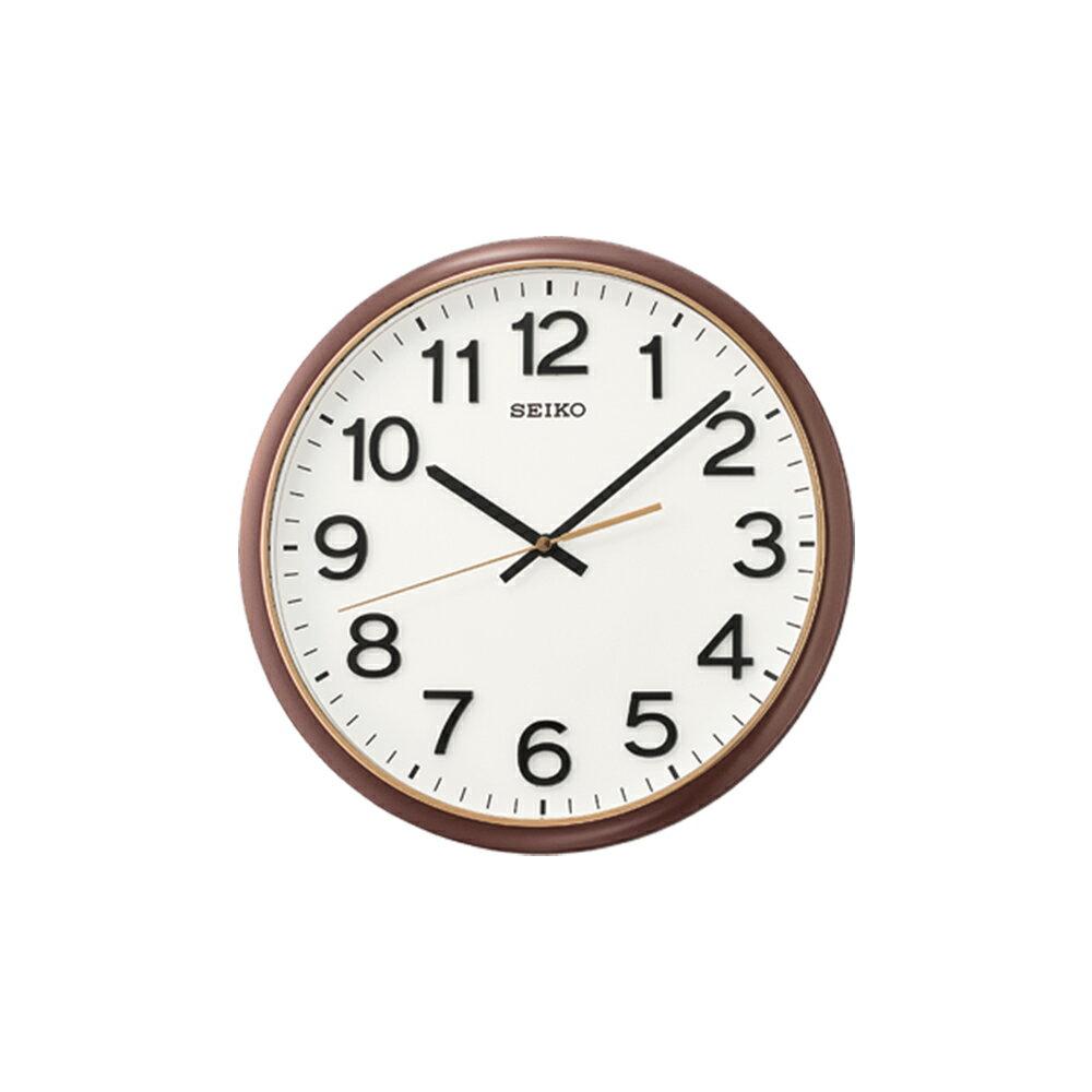 SEIKO 日本精工 3D數字,滑動式秒針,掛鐘,時鐘【QXA-750B】原廠公司貨 ,附原廠保證卡