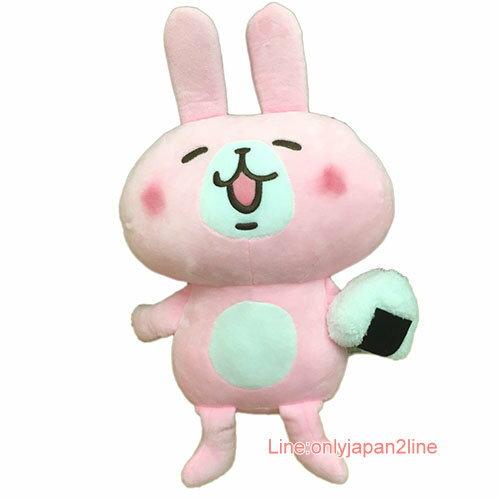 【真愛日本】17040300002 坐娃18吋-卡娜赫拉拿壽司 卡娜赫拉 全家 FamilyMart 絨毛娃 娃娃