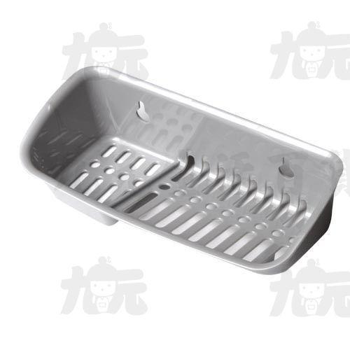 【九元生活百貨】聯府A-31風呂滴水籃架(附吸盤)肥皂盒A31