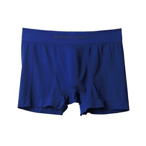 【Gunze日本郡是】吸汗速乾 平口褲 (BWC881-NBL)