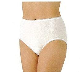 原裝進口100%純綿 中腰內褲 白.粉