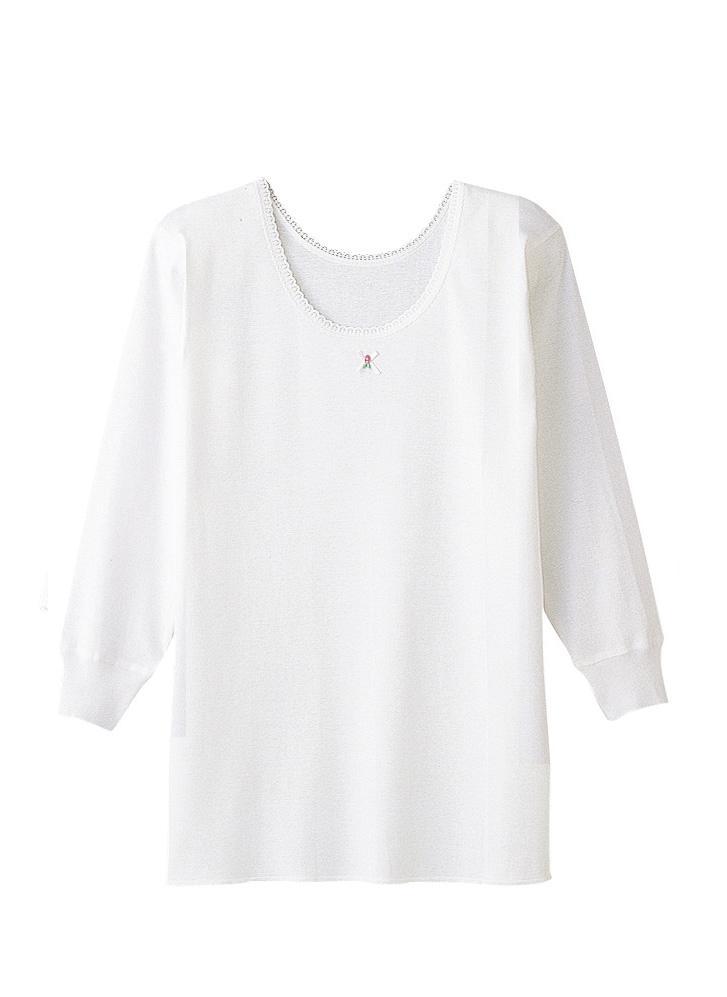 【Gunze郡是】原裝進口-兒童純棉100%內衣褲-背心/短袖/內褲(100cm~160cm)女童長袖