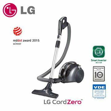 LG圓筒式無線吸塵器VC74070NCAQ
