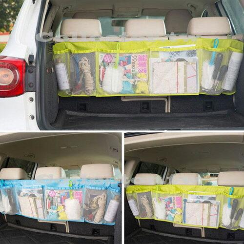 ~T16081002~超大容量後座 汽車椅背收納掛袋 雜物收納袋 置物袋 椅背袋 休旅車