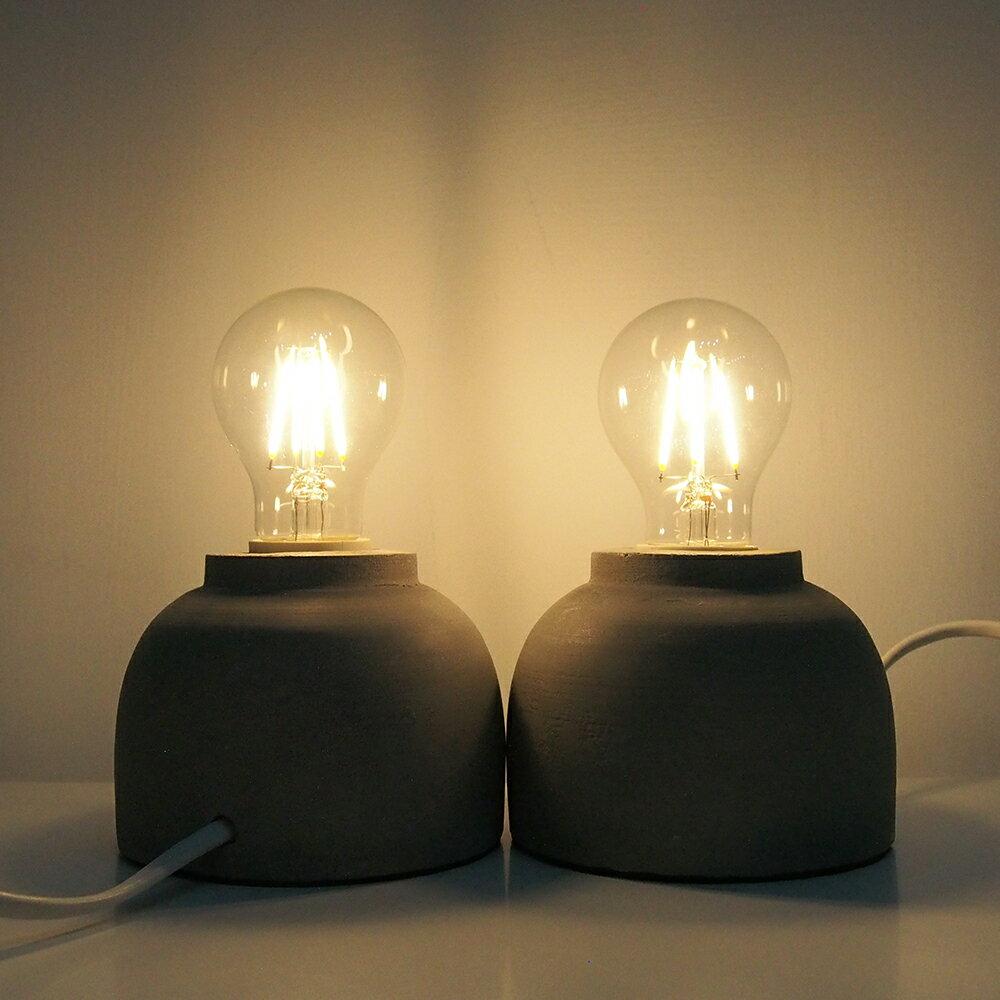 DeLife 純粹原型水泥燈- 附LED愛迪生燈泡 5