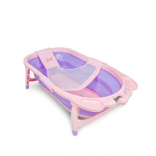 凱俐寶KARIBUTUBBY折疊式澡盆浴盆+HAMMIE浴網★衛立兒生活館★