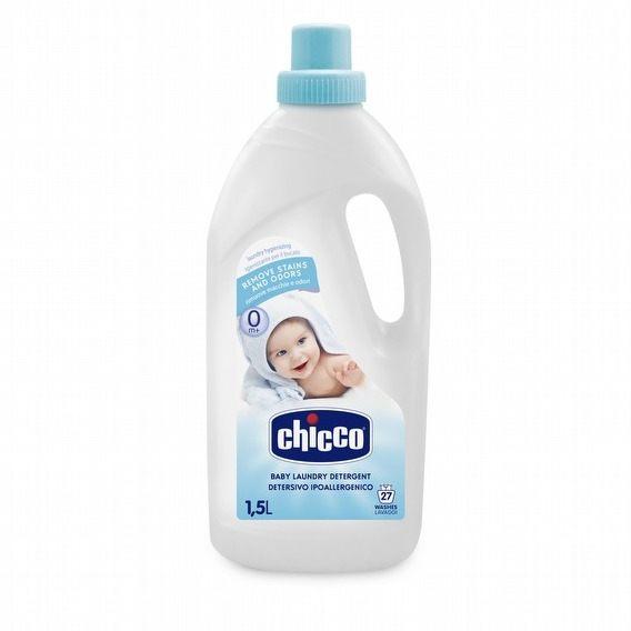 chicco寶貝嬰兒溫和洗衣精(1.5L)『121婦嬰用品館』
