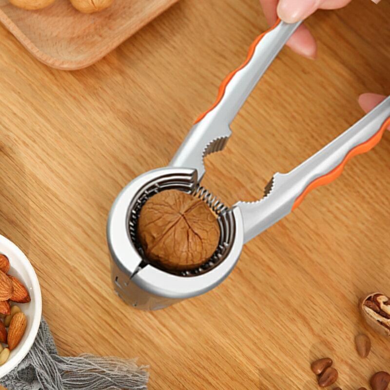 山核桃夾子剝殼器工具家用栗子多功能開核桃堅果的神器小榛子鉗子