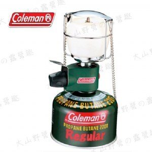 【露營趣】中和安坑ColemanCM-0536JPZ瓦斯燈露營燈電子點火