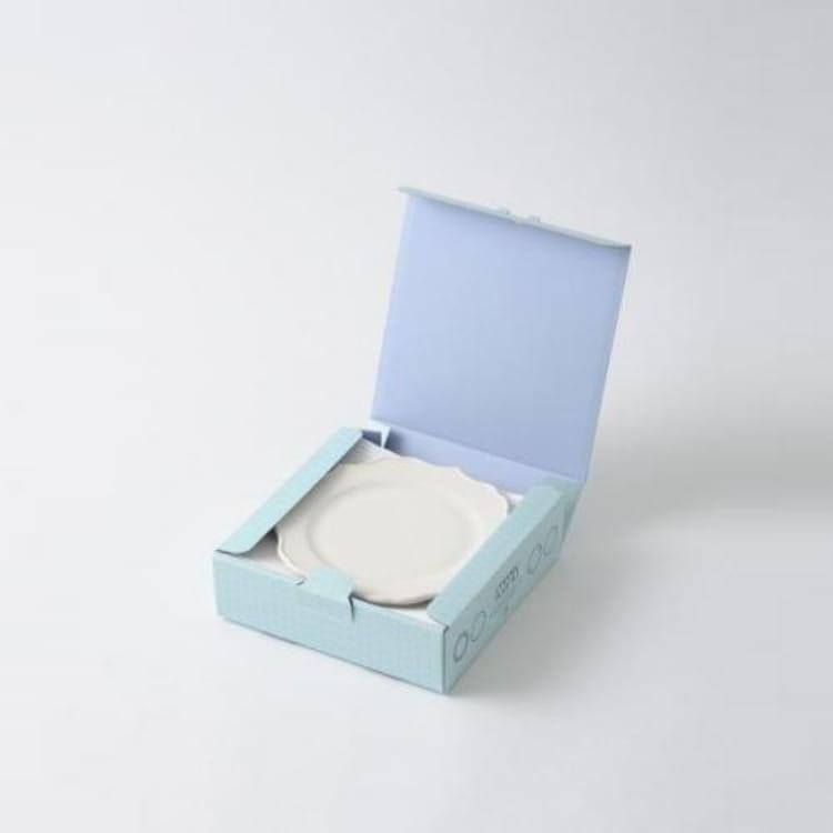 【日本BRUNO】210mm 陶瓷盤組 (共2色) 4