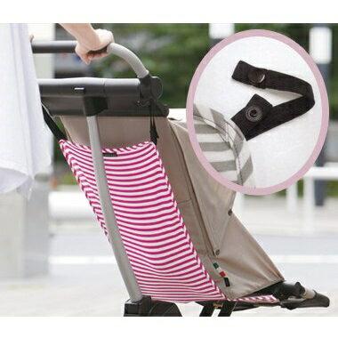 日本【Eightex】手推車專用抗UV隔熱罩-綠粉灰