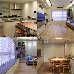 系統家具 系統廚櫃 桌板(厚2.5cm) 免費到府丈量 多種形式 增加收納空間 *文昌家具*