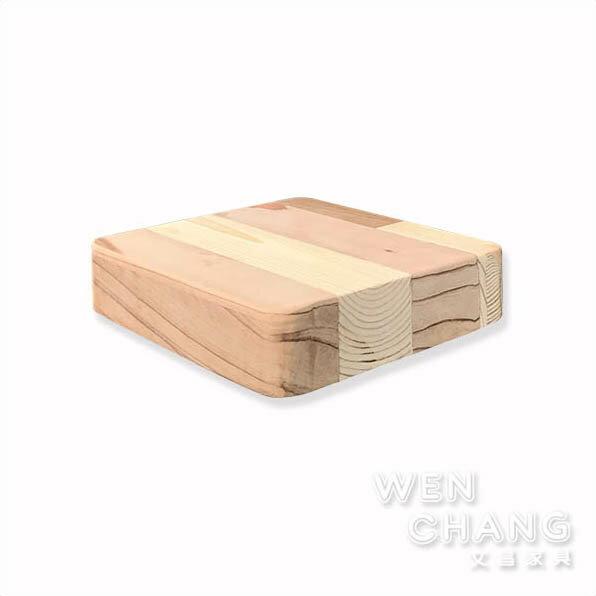 訂製品集層材厚切杯墊CU052*文昌家具*